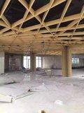 个性木纹方管吊顶2